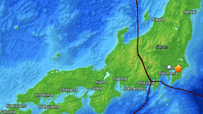 5.5 magnitude earthquake shakes Tokyo, halts trains: nerves frayed as Fukushima decomissioning reaches critical stage 14