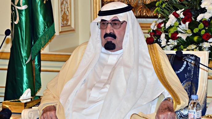 Saudi's King Abdullah (AFP Photo / HO / SPA)