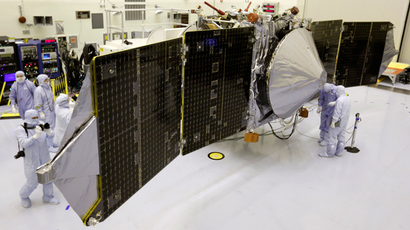 NASA launches Maven to reveal Mars' biggest secret (VIDEO)