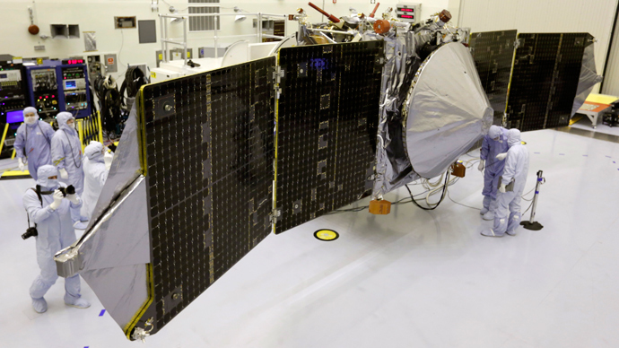 Mars Mysteries: MAVEN orbiter set for launch to uncover Red Planet's secrets