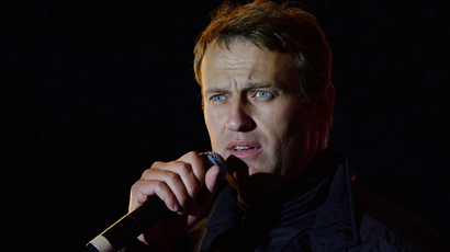 Masonic spin doctor 'hijacks' Navalny's party name