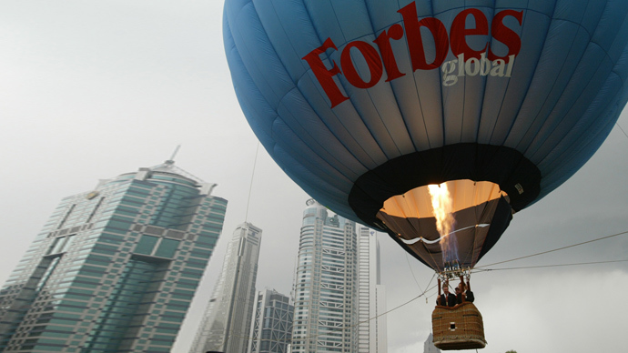 Pressured press: Forbes up for sale, expects $400mn