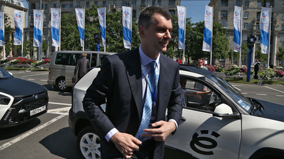 Tycoon Prokhorov denies sanctions link to US basketball club ownership move to Russia
