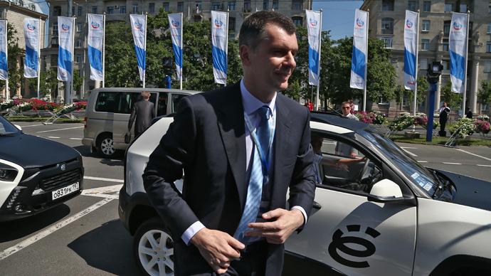 End of potash war? Prokhorov buys Kerimov's stake for $4.35 bn