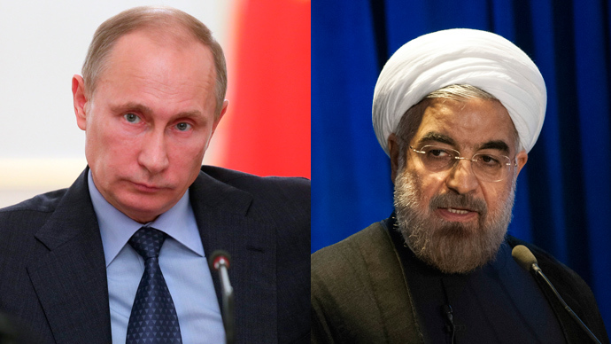 Putin: Now there's a real chance of solving Iranian nuclear problem