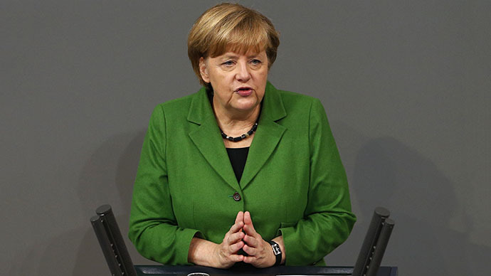 'Like the Stasi': Merkel likened NSA to infamous German security service