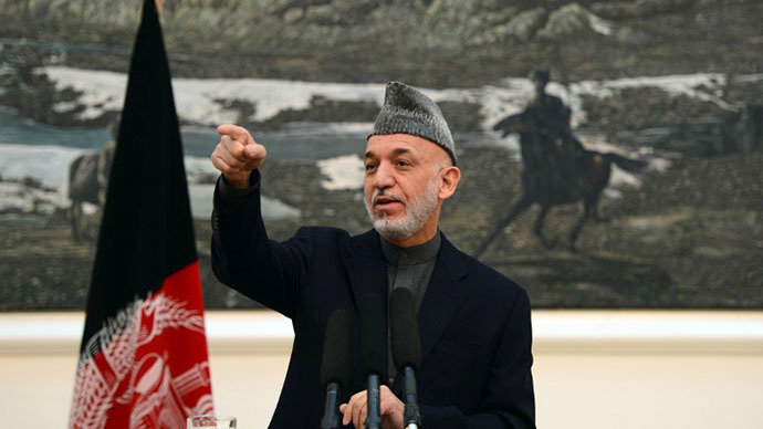 US-Afghan security pact collapsing after Karzai refusal