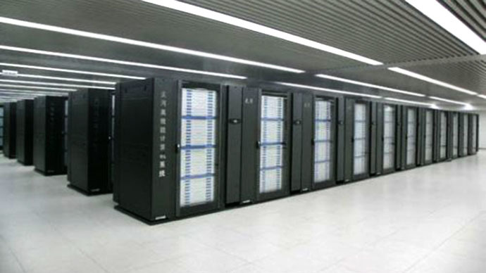 The Tianhe-2 supercomputer. (Image from netlib.org)