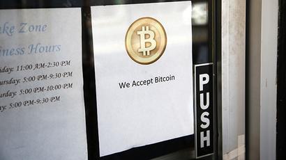 China warns banks to avoid bitcoin