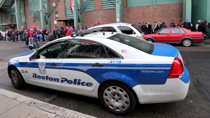 Watchers watched: Boston cops grumpy over GPS trackers on cruisers