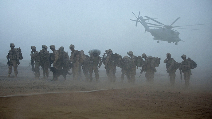 US troops staying in Afghanistan after 2014 to get local justice immunity - draft pact