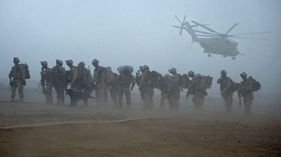 NATO refuses to stay in Afghanistan beyond 2014 without US troops