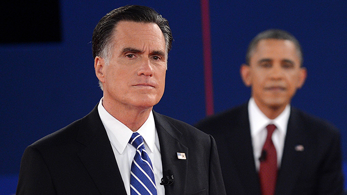 Poll: Romney would beat Obama if election happened today