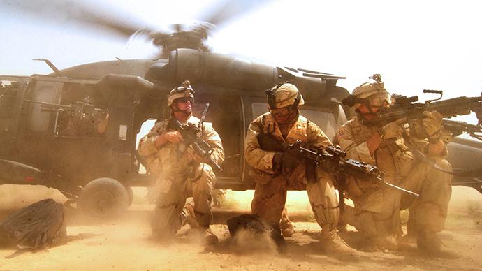 Teenagers whose parents deploy in war zones have higher suicide risk