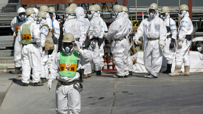 Japan's homeless 'recruited' for cleaning up Fukushima nuclear plant