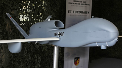 Pakistan deploys first home-made drones