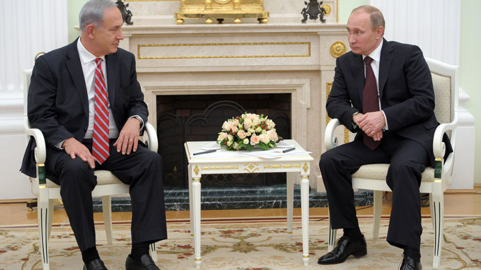 Netanyahu to Putin: Resolve Iran like you did Syria