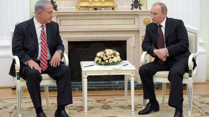 Netanyahu to Putin: Resolve Iran like you did Syria
