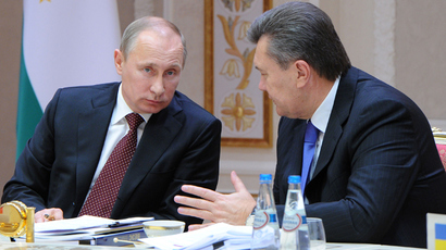 Yanukovich kicks off his 'big lender' tour: First stop China, next Russia