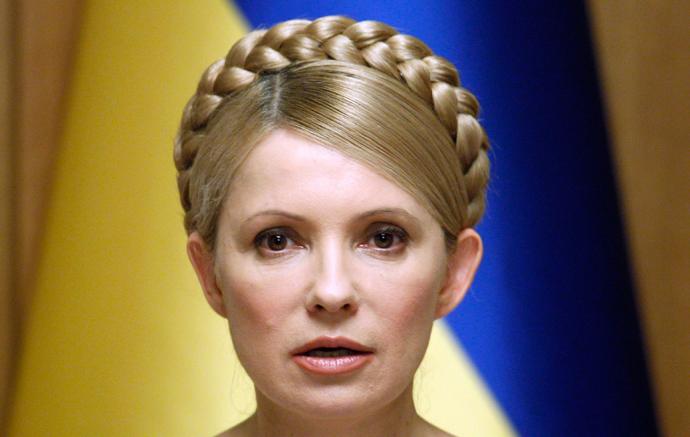 Yulia Tymoshenko (Reuters / Gleb Garanich)