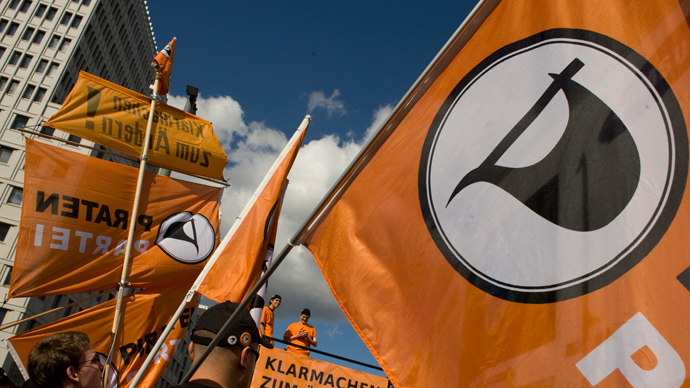 WTO approves Pirate Party observers at Bali conference