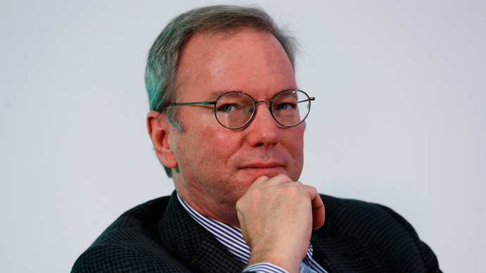 Google's Schmidt predicts encryption will end censorship in a decade
