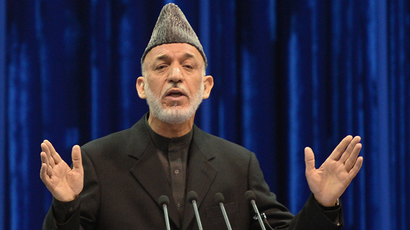 Karzai refuses to sign security pact until 'US brings peace' despite assembly backing