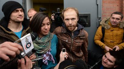 Russia dismisses intl tribunal ruling on Greenpeace's Arctic Sunrise ship and crew