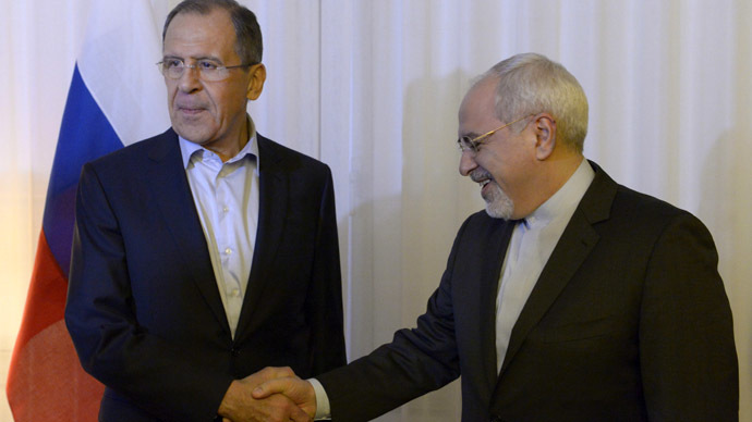 Lavrov: Win-win Iran deal only became possible after Rouhani came to power