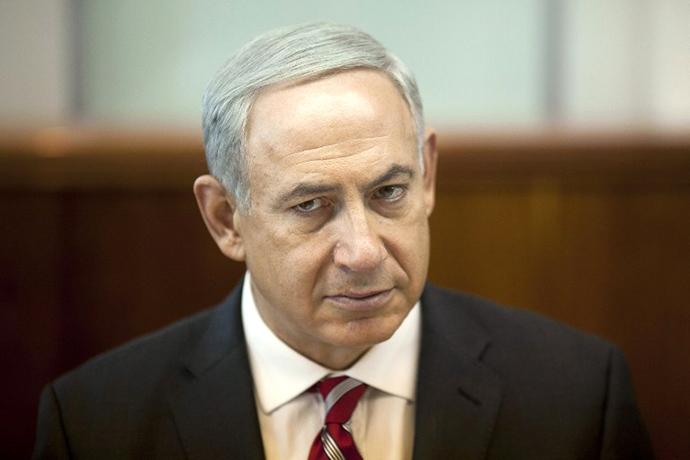 Israeli Prime Minister Benjamin Netanyahu (AFP Photo / Ariel Schalit)