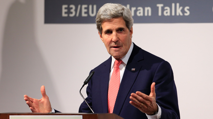 Kerry assures Israel is 'safer' after Iran's nuclear deal