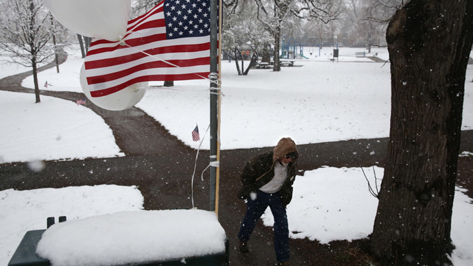 'Perfect storm' of foul weather kills 9 across US