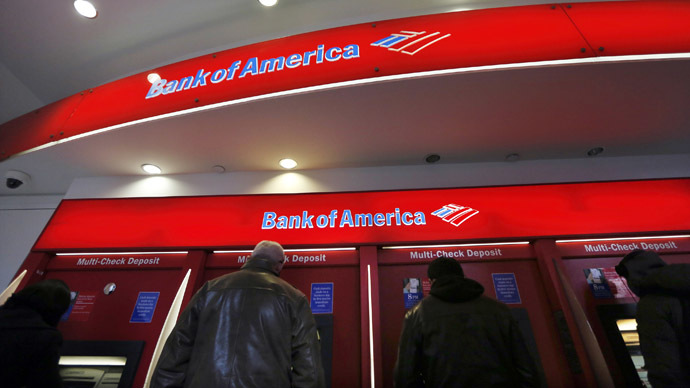 US bank customers to pay for deposits if 'easy money' fades away