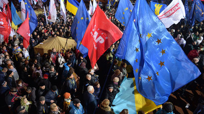 'Don't humiliate Ukraine': President defiant over EU deal proposals