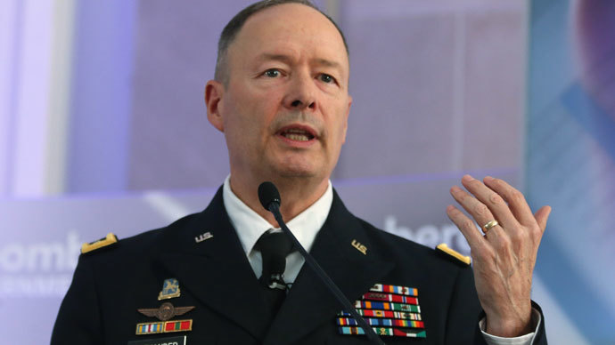 Obama refused to accept NSA chief's resignation after Snowden leaks