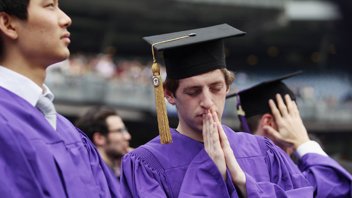 "US government ""profits"" from student loans in 2013 surpassed $41 billion"