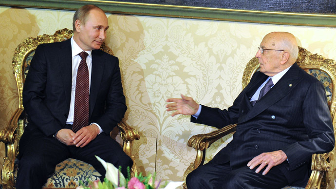 Russia, Italy seal €1bn investment fund
