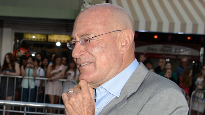 Producer Arnon Milchan (Kevin Winter/Getty Images/AFP)