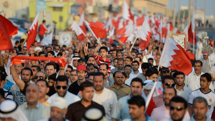 Bahrain NGO seeks EU, US backing to free detained opposition leader