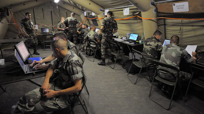 NATO launches 'largest ever' cyber-security exercises