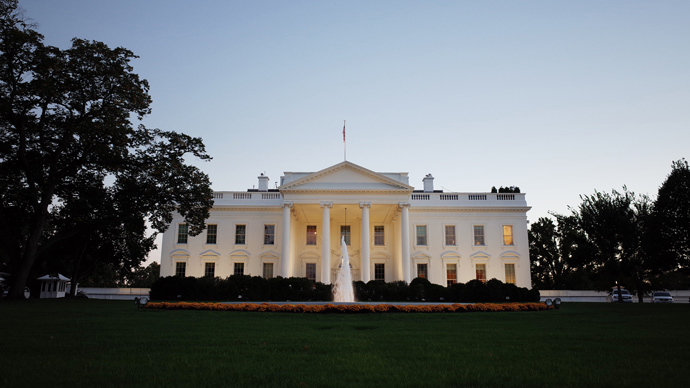The White House in Washington, DC (AFP Photo / Mandel Ngan)