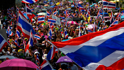 Thai PM vows to dissolve parliament, hold elections 'as soon as possible'