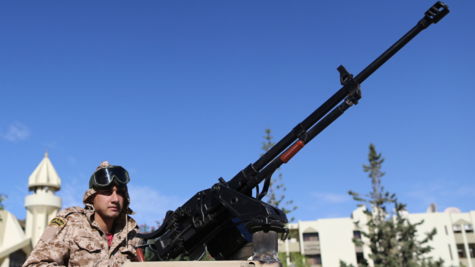 Libya is epicenter of illicit arms trade – UN