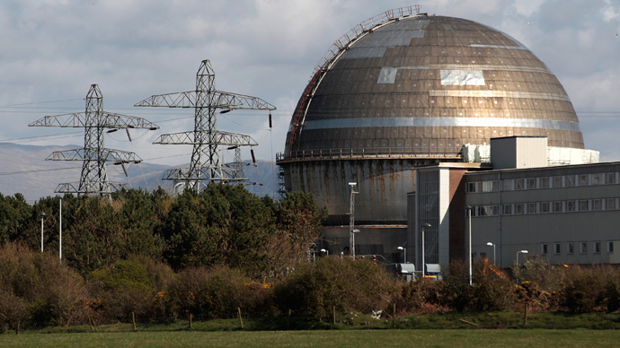 Nuclear waste at 'eroding' dump near Sellafield 'will be disrupted' – govt agency