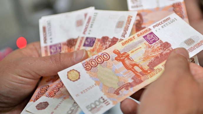 Storm or 'ripple'? Ruble hits 4-year low