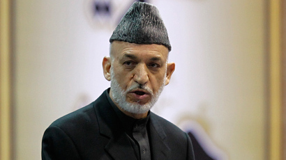 US 'drops' Afghan troop issue with Karzai, waits for successor
