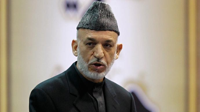 Afghan President Hamid Karzai (Reuters / Omar Sobhani)