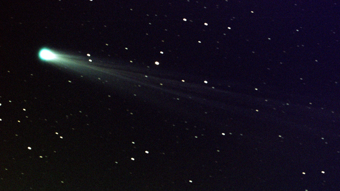 'Crazy, dynamic, unpredictable' comet ISON still glowing, but is it still alive?