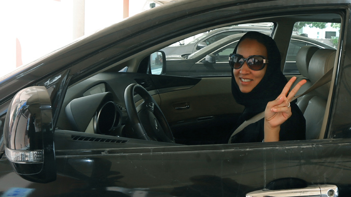 Saudi cleric: Protect society from 'evil' - don't let women drive!