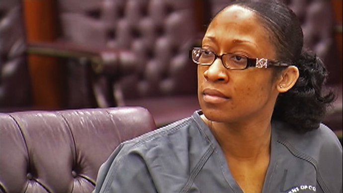 Woman sentenced to 20 years for firing 'warning shot' released in Florida